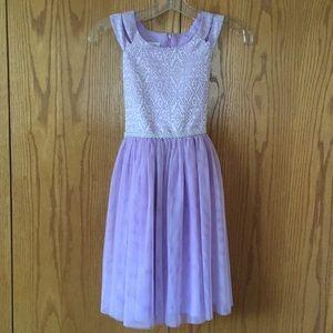 Stunning girl's dress!